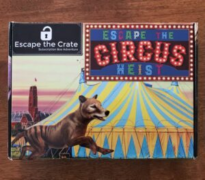 Escape the Circus Heist Review