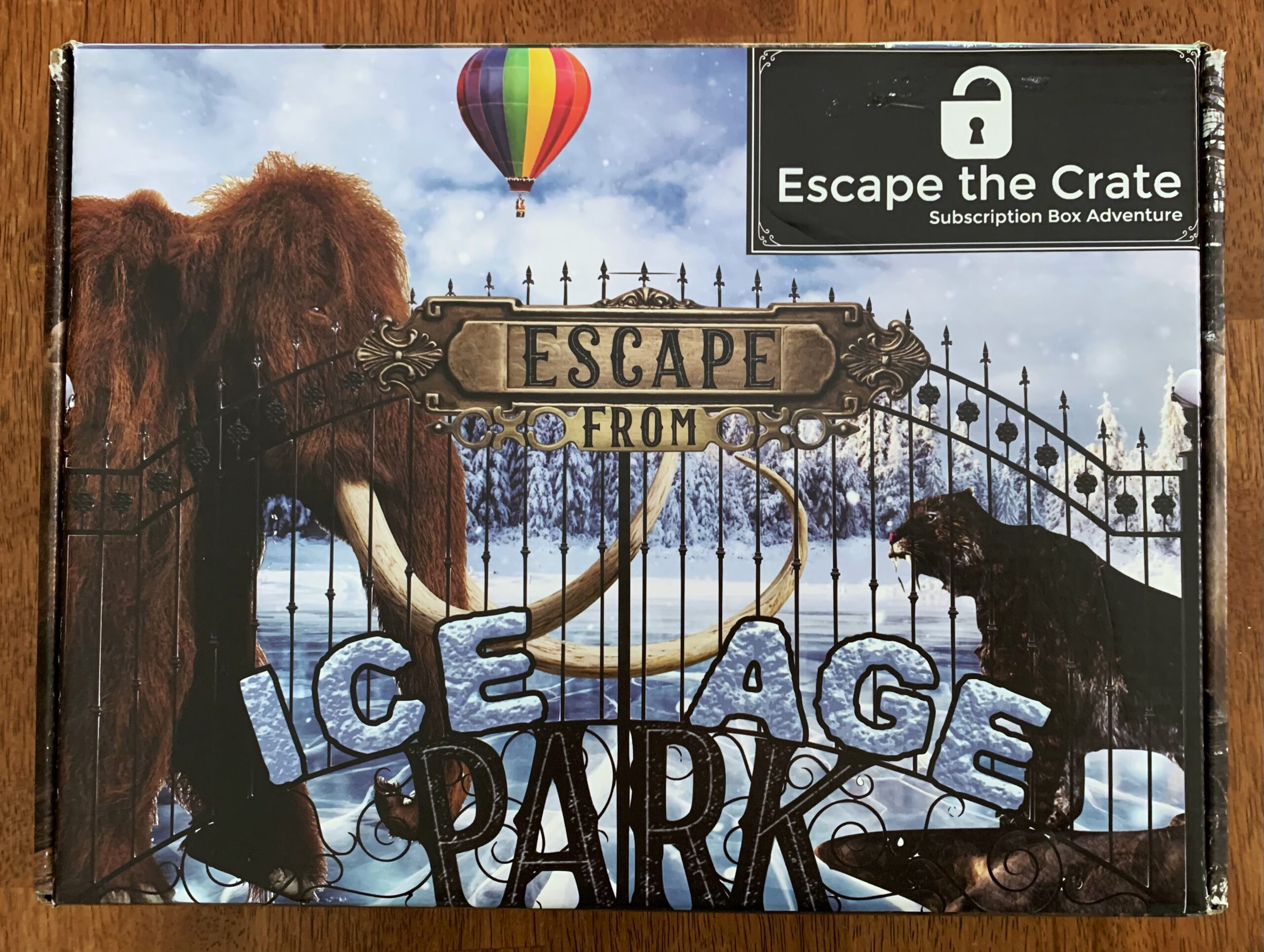 Escape the Crate Ice Age Review
