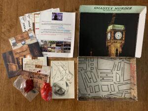 Escape the Ripper contents