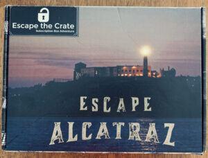 Escape the Crate Escape Alcatraz review