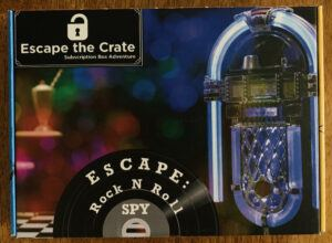 Escape: Rock and Roll Spy Review