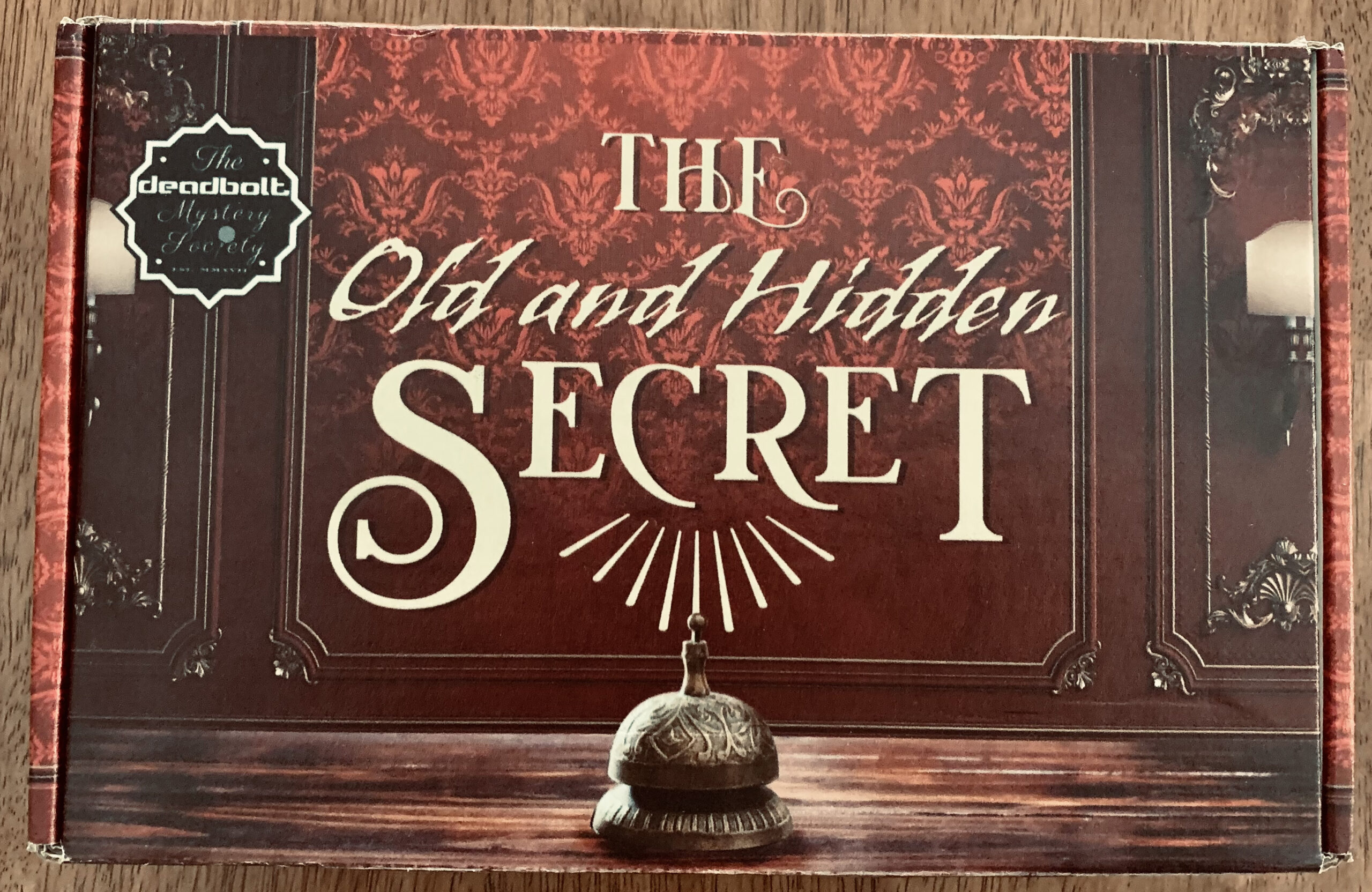 The Old and Hidden Secret Review