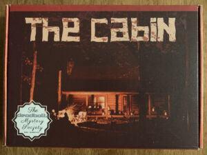 Deadbolt Mystery Society The Cabin