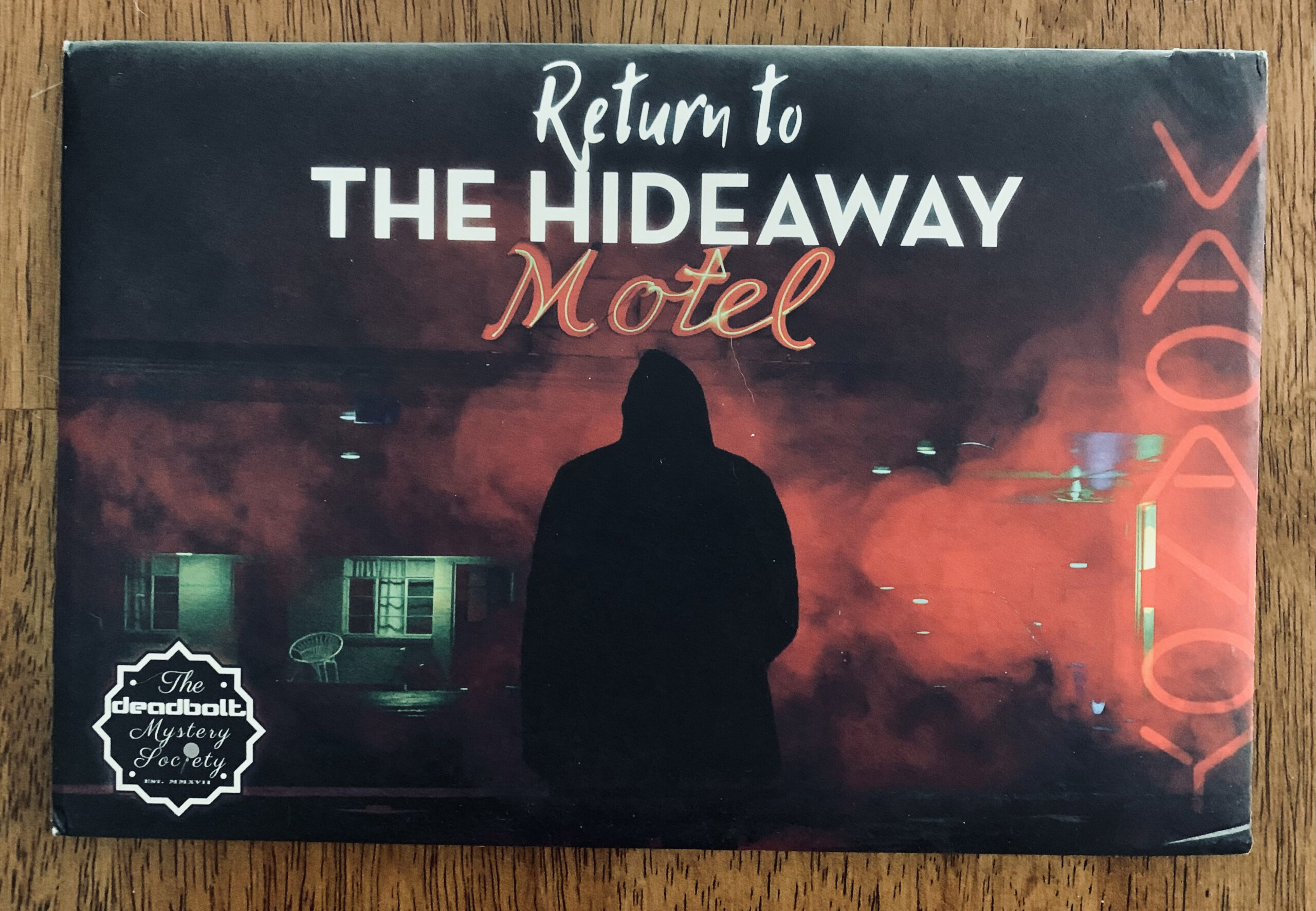 Return to Hideaway Motel